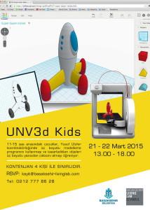 UNV3d Kids
