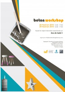 Beton Workshop