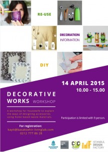 DECORATIVE WORKS