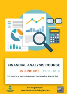 FINANCIAL ANALYSIS COURSE