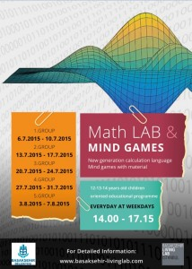 MATH LAB & MIND GAMES