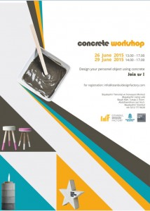 CONCRETE WORKSHOP