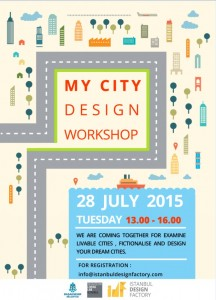 MY CITY DESIGN WORKSHOP