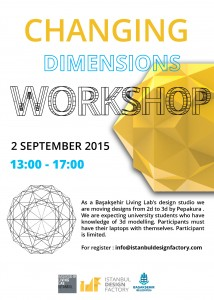 Changing Dimensions Workshop