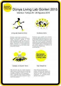 Dünya Living Lab Günleri 2015