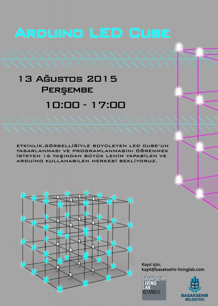 Ardunio Led Cube