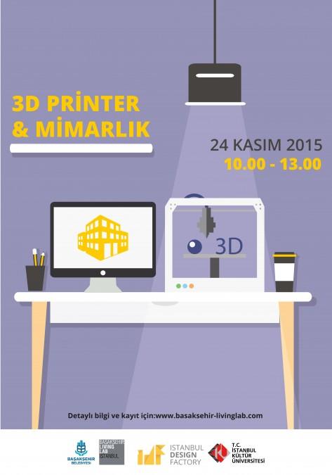 3D Printer ve Mimarlık
