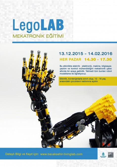 LegoLAB Mekatronik Eğitimi