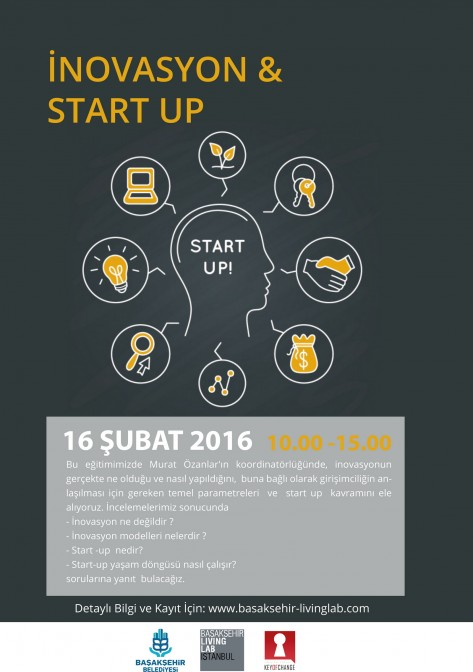 1-İnovasyon & Start Up
