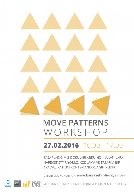 Move Patterns Workshop