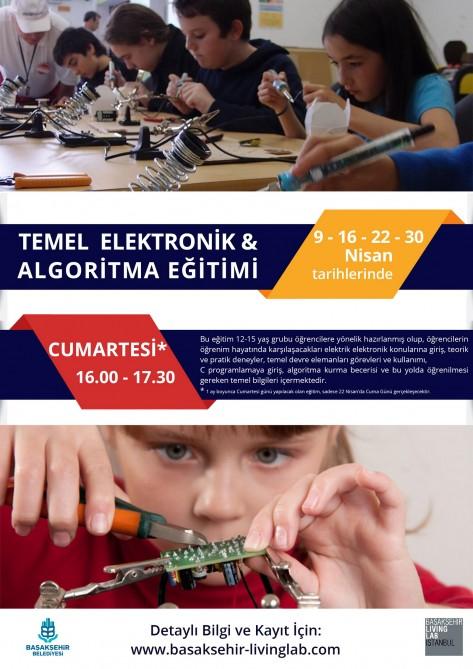 Temel Elektronik & Algoritma Eğitimi