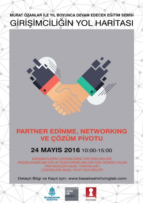 Partner Edinme, Networking ve Çözüm Pivotu