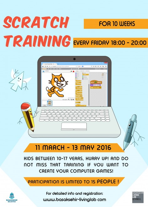 Scratch Training