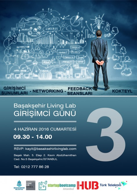 Başakşehir Living Lab Girişimci Günü 3