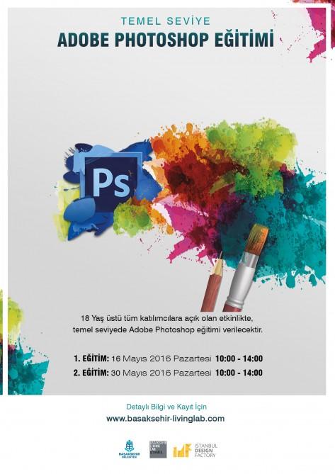 Temel Seviye Adobe Photoshop Eğitimi