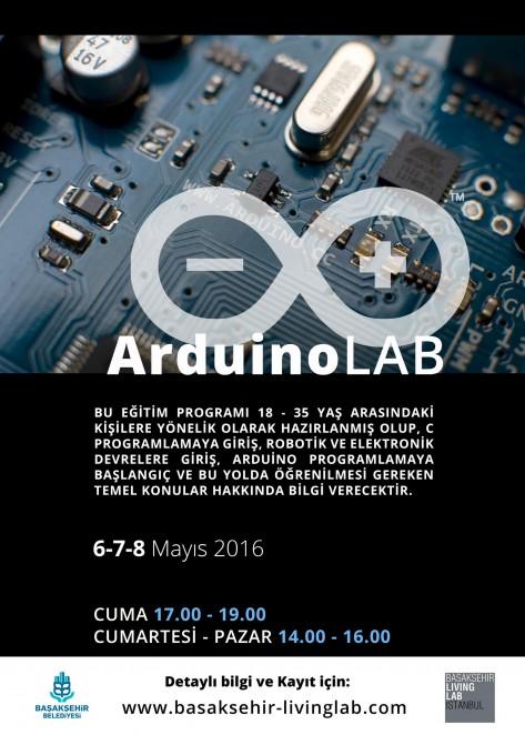 ArduinoLAB Eğitimi