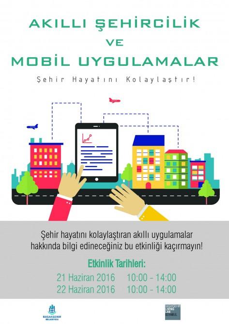 Akıllı Şehircilik ve Mobil Uygulamalar