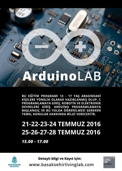 ArduinoLab Eğitimi II
