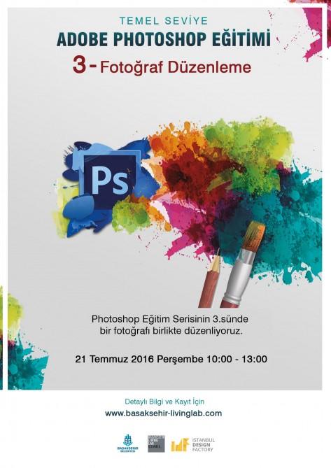 Adobe Photoshop Eğitimi 3-Fotoğraf Düzenleme
