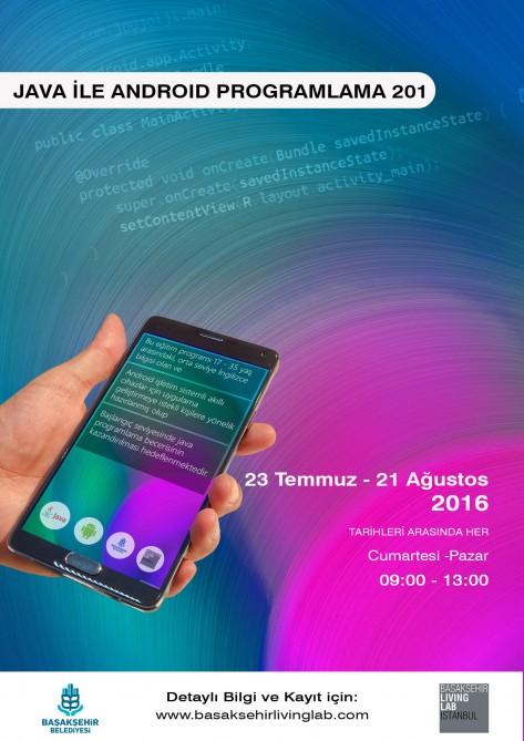 Java İle Android Programlama 201
