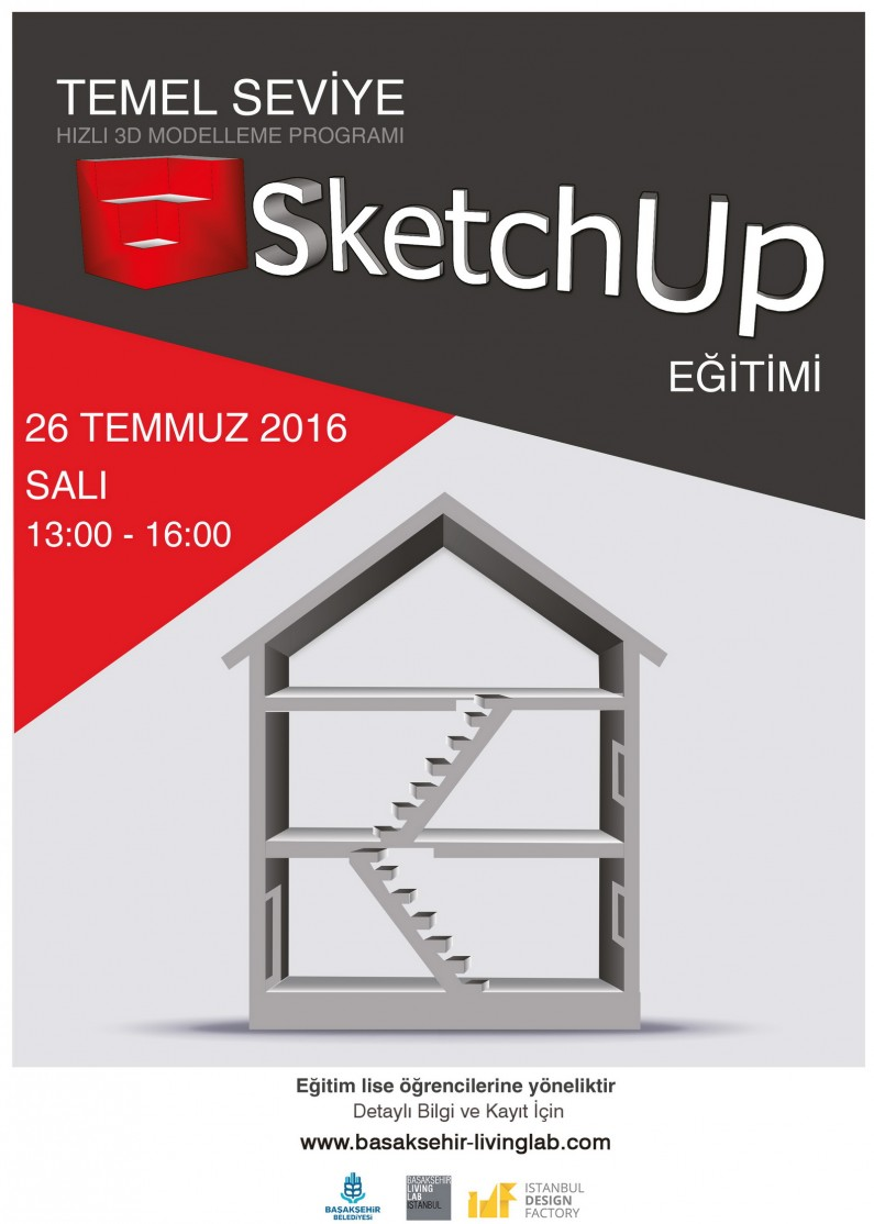 Sketch Up Eğitimi