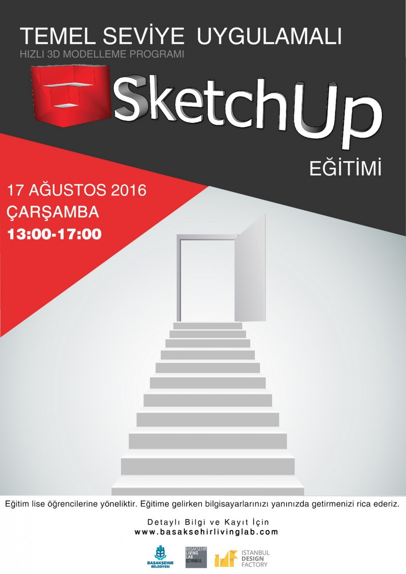 Sketch Up Eğitimi 2