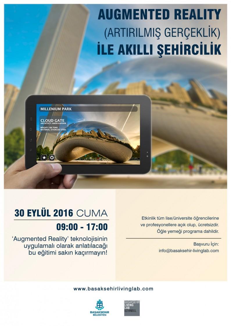 Augmented Reality ile Akıllı Şehircilik