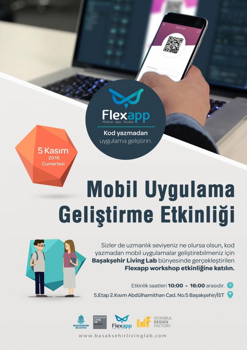Mobil Uygulama Geliştirme Etkinliği