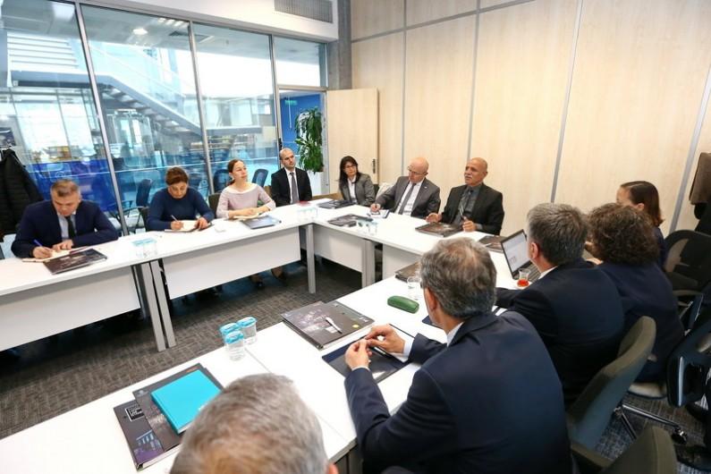 Başakşehir Living Lab, Teknoloji'nin Devlerini Ağırladı