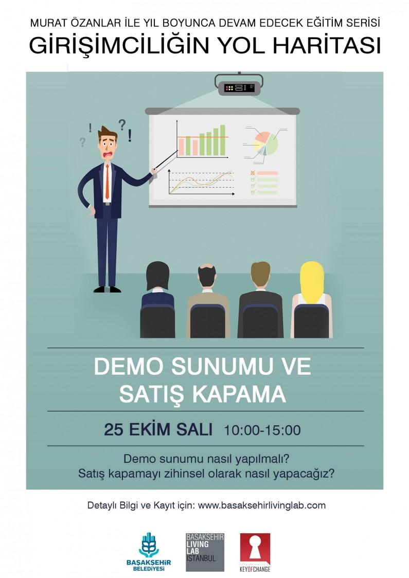 Demo Sunumu ve Satış Kapama