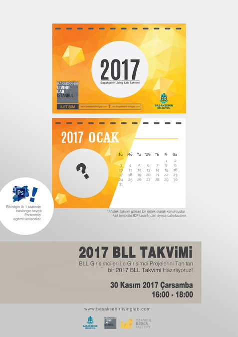 2017 BLL Takvimi