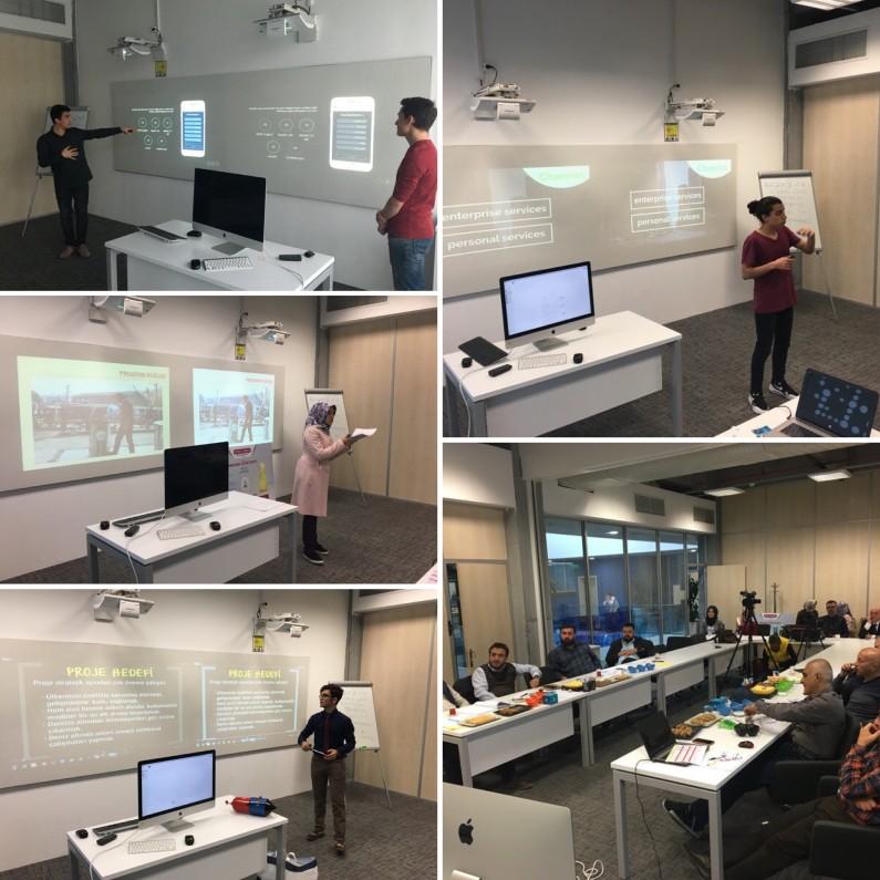 Başakşehir Living Lab İnovasyon Yarışması 2016 Final Sunumları Gerçekleşti.