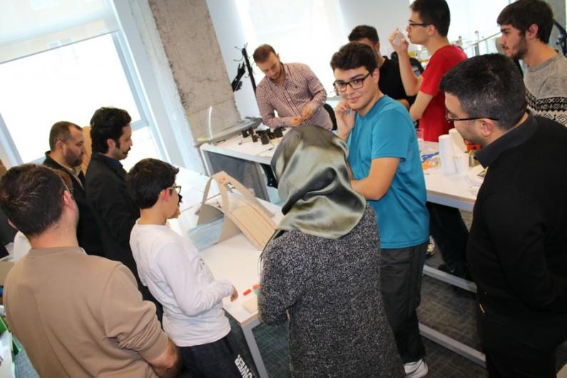 Başakşehir Living Lab' da 'Tasarımın Kişisel ve Profesyonel Hayata Etkisi' ni Konuştuk