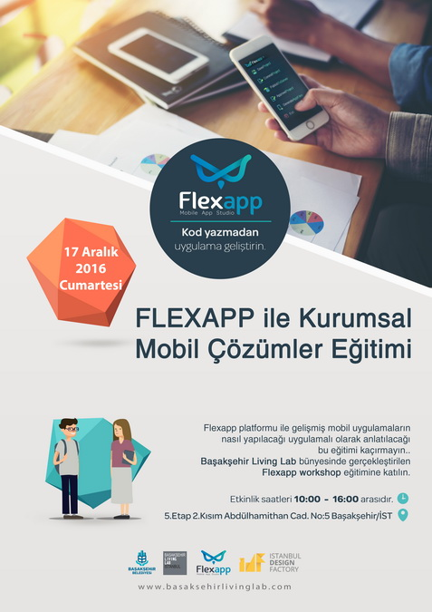 FLEXAPP ile Kurumsal Mobil Çözümler Eğitimi