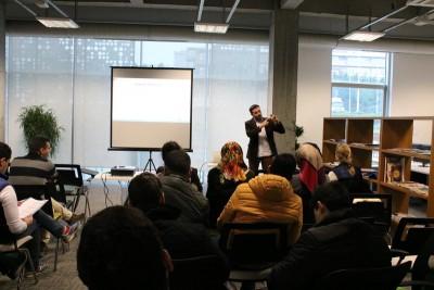 Başakşehir Living Lab'da Teknoloji Günü Düzenlendi