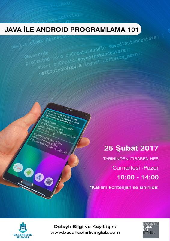 Java İle Android Programlama 101