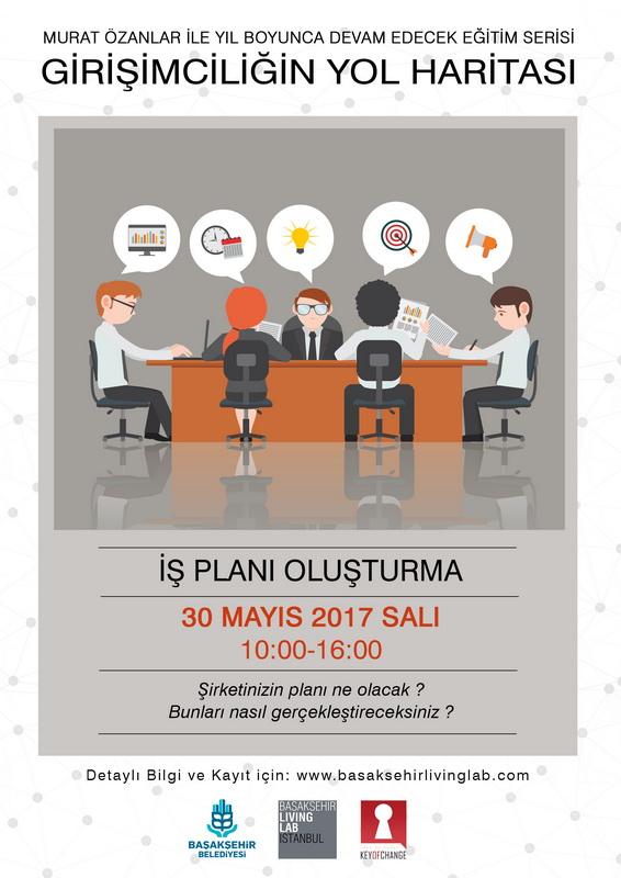 İş Planı Oluşturma