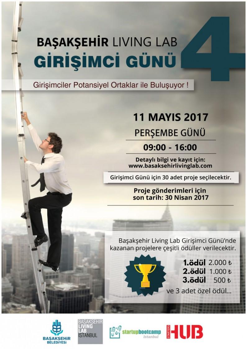 Başakşehir Living Lab Girişimci Günü 4
