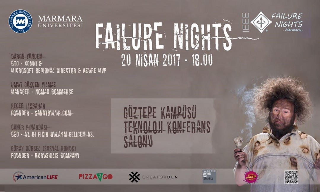 Failure Nights Marmara