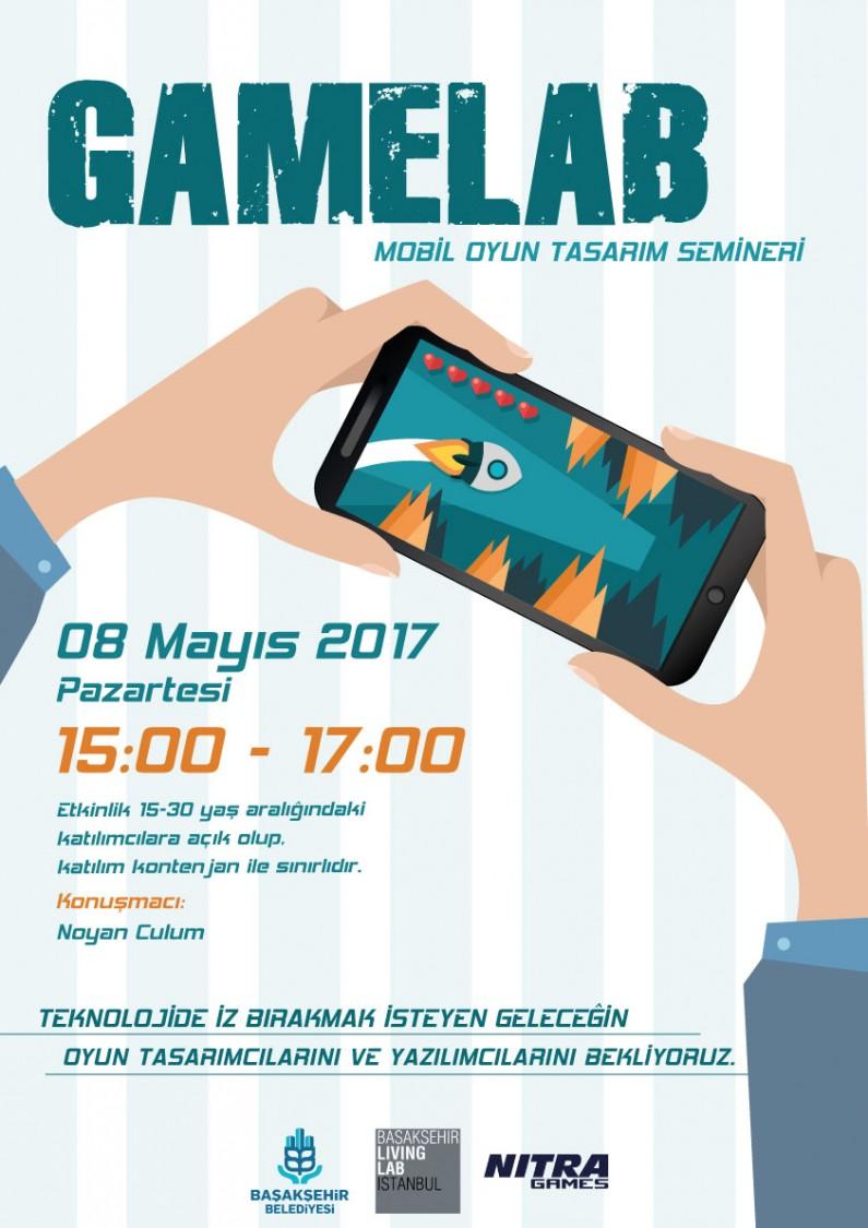Gamelab Mobil Oyun Tasarım Semineri