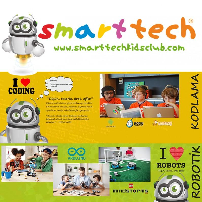 Girişimcilerimizden, GLOBAX Teknoloji Academy Smarttech Kids Club ı hizmete açtı !
