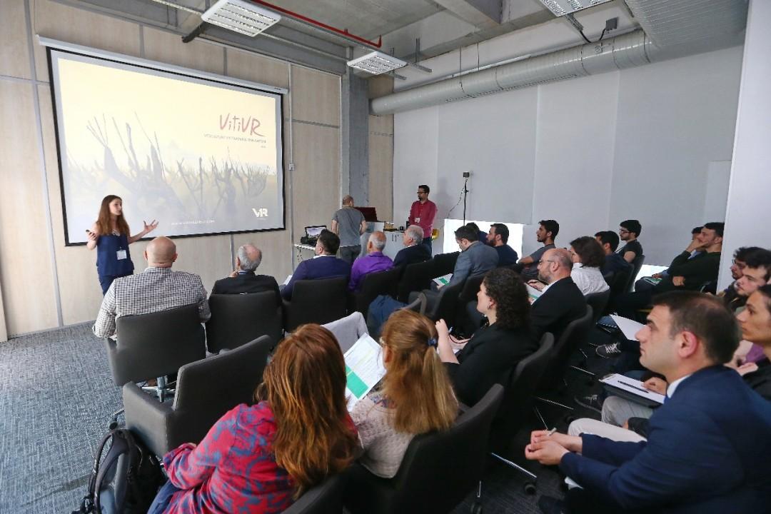 Girişimcilik Günü 4: Yepyeni Projeler Başakşehir Living Lab'da Buluştu!..