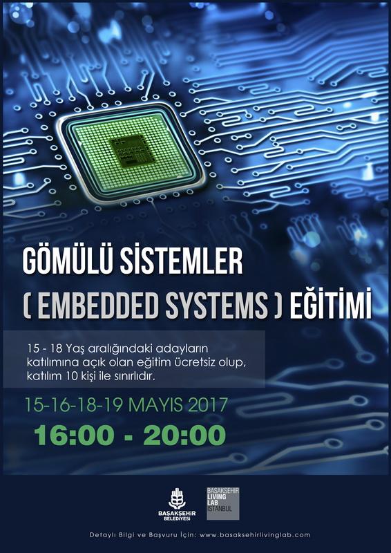 Gömülü Sistemler (Embedded Systems) Eğitimi