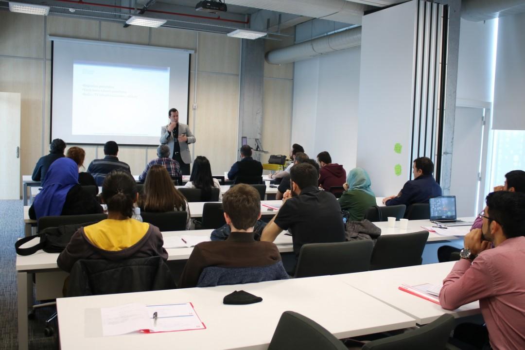 Yeni Nesil Pazarlama Stratejileri Eğitimi Düzenlendi