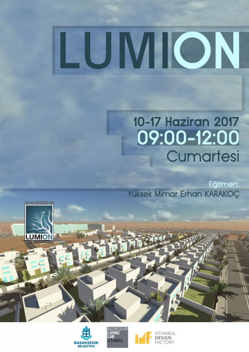 Lumion Eğitimi