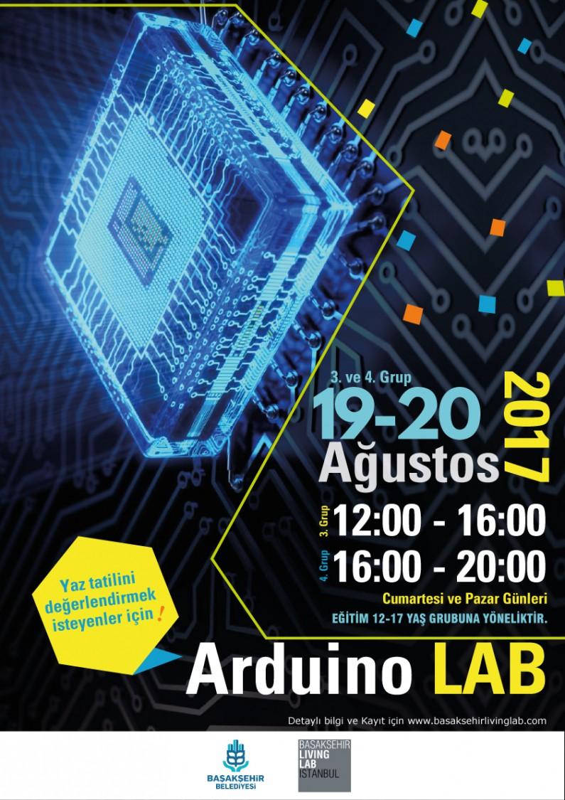 Arduino LAB Eğitimi 2
