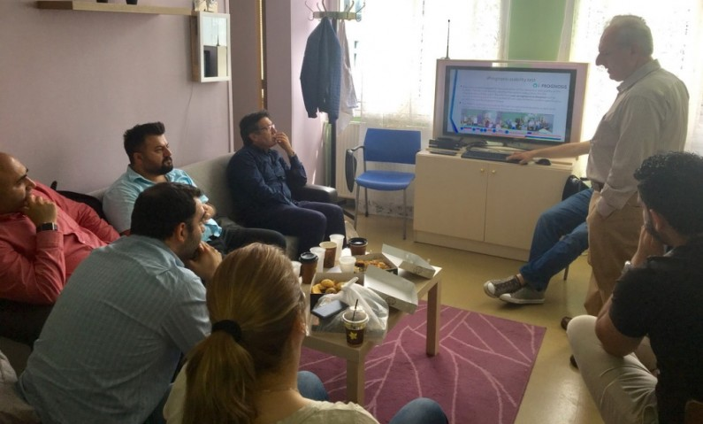 Neighboring Visit of Basaksehir Living Lab