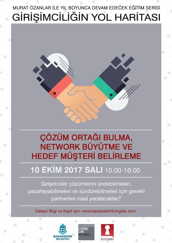 Çözüm Ortağı Bulma, Network Büyütme ve Hedef Müşteri Belirleme