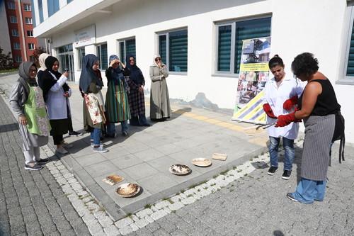 Başakşehir Living Lab'da Seramik Atölyesi Düzenlendi