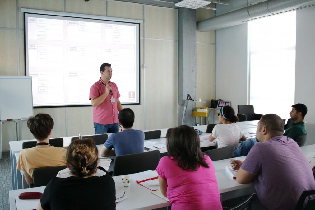 Girişimci Eğitimleri Hızla Devam Ediyor